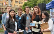 Hľadáme dobrovoľníkov na Deň ľudí so svalovou dystrofiou v Bratislave