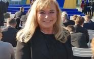 Prezidentka AOPP Mária Lévyová na stretnutí so Svätým Otcom Františkom